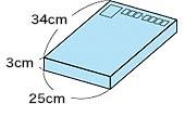 定形外郵便物(規格内)サイズ