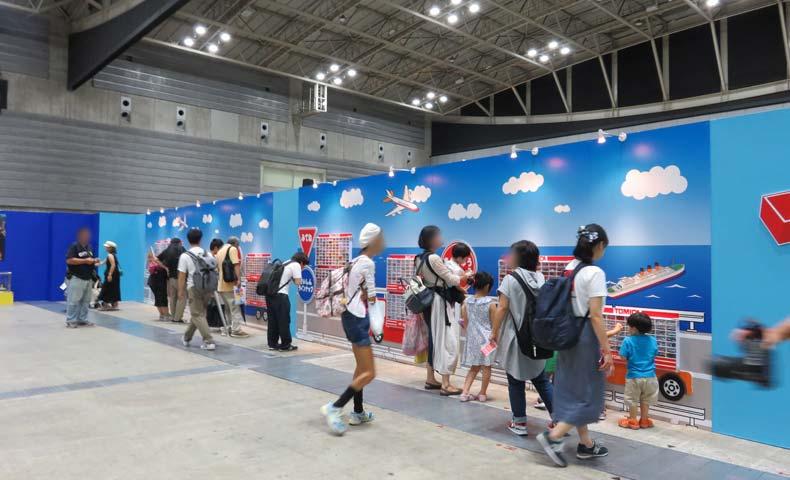 トミカ博2019横浜「トミカバリエーション」