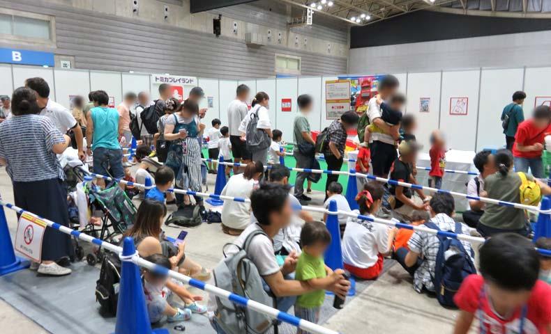 トミカ博2019横浜「プレイランド」