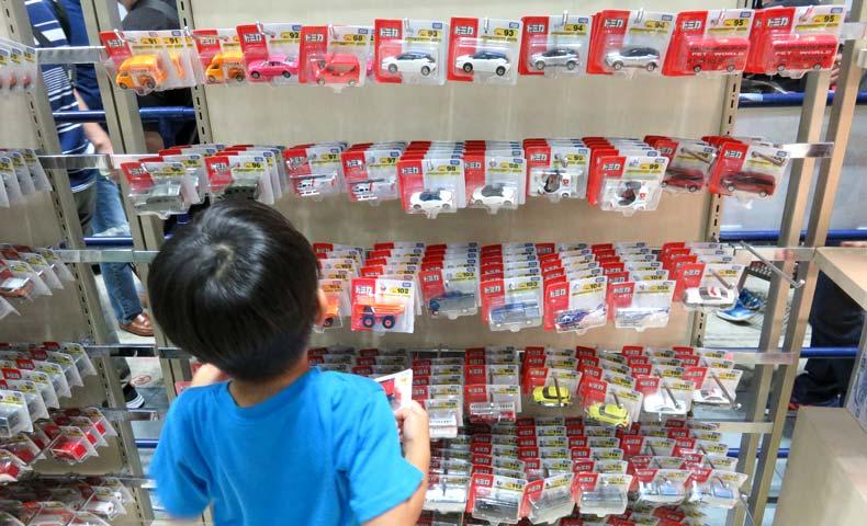 トミカ博2019横浜で普段買えるトミカ買う