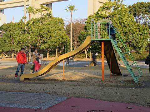 瀬戸大橋記念公園遊具