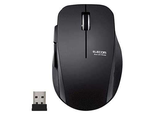 自作パソコン「静音マウス」