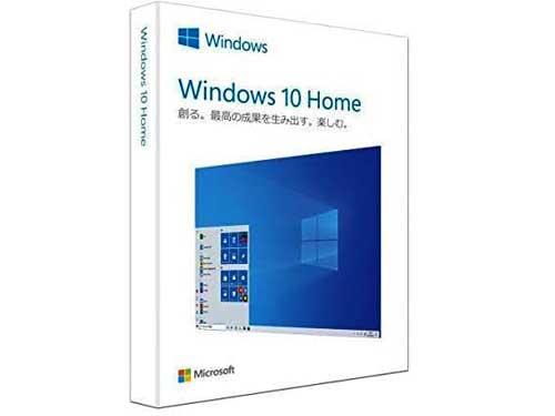 自作パソコン「OS-windows10」