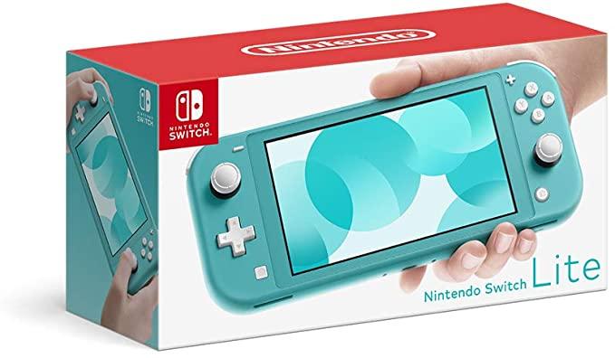 Nintendo Switch Liteターコイズ