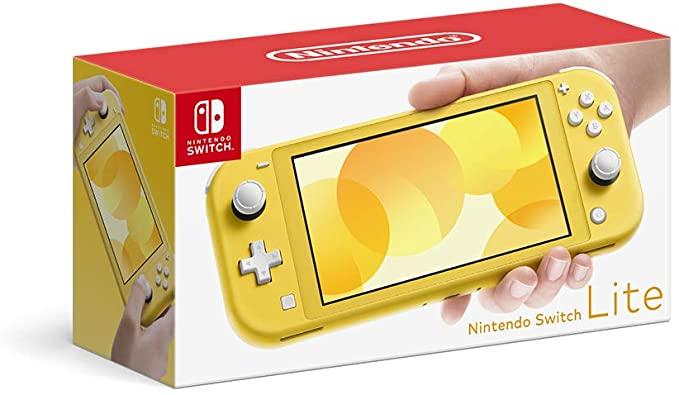 Nintendo Switch Liteイエロー