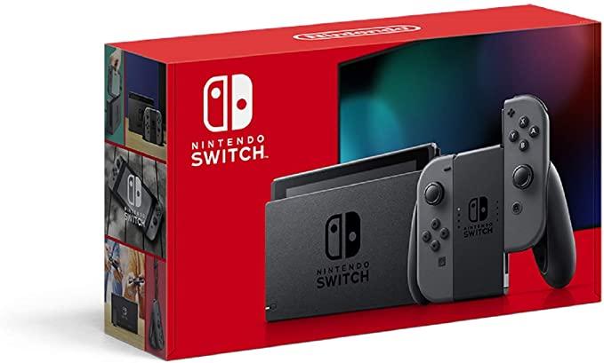 Nintendo Switchグレー